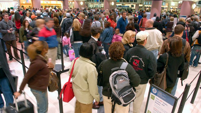 TSA: Estimation Is Not Authorized