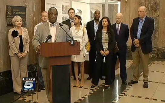 The Mayor's KCI Advisory Group
